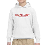 Scoops Ahoy Kid / Youth Hoodie