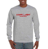Scoops Ahoy Long Sleeve T-shirt for Men