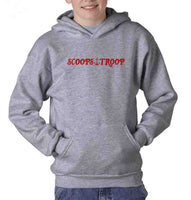 Scoops Troop Kid / Youth Hoodie