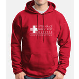 Seattle Grace Mercy West Hospital Unisex Pullover Hoodie - Meh. Geek - 8