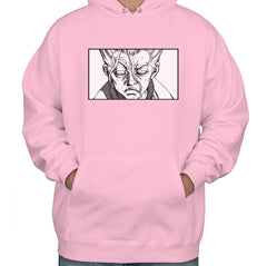 Senku Face Funny Unisex Pullover Hoodie Adult
