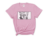 Senku Face Funny Women T-shirt / Tee