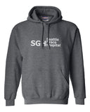 SGH Seattle Grace Hospital Grey's Anatomy Unisex Pullover Hoodie - Meh. Geek - 7