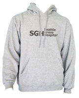 SGH Seattle Grace Hospital Grey's Anatomy Unisex Pullover Hoodie - Meh. Geek - 2