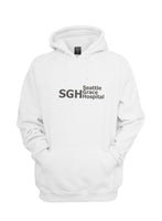 SGH Seattle Grace Hospital Grey's Anatomy Unisex Pullover Hoodie - Meh. Geek - 5