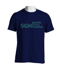 SGH Green T-shirt Men tee