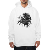 Shinigami Is Coming Death Note Light Unisex Pullover Hoodie
