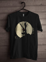 Shinigami Death Note Manga Anime Men T-shirt - Meh. Geek