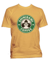 Shinigami Coffee Ryuk Men T-shirt/ Tee