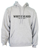 Whitebeard Pirate Crew Shirohige Edward Newgate on Front Unisex Pullover Hoodie - Meh. Geek
