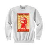Shoryuken Street Fighter Unisex Crewneck Sweatshirt - Meh. Geek