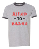 Sired To Klaus Ringer Unisex T-shirt / tee