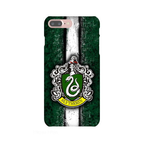 Slytherin 1 Crest iPhone, Samsung Galaxy, Google Pixel, LG Snap or Tough Phone Case