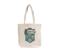 Slytherin Crest #2 Color Tote bag BE008 12 OZ