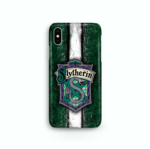 Slytherin 2 Crest iPhone, Samsung Galaxy, Google Pixel, LG Snap or Tough Phone Case