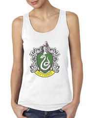 Slytherin crest #1 Women Tank top PA Crest