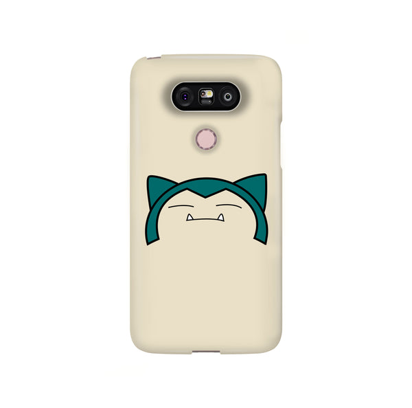 Snorlax 1 LG and Google Pixel Snap or Tough Phone Case