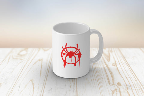 Spider Man Into The Spiderverse Coffee Mug 11oz