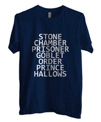 Stone Chamber Prisoner Goblet Order Prince Hallows Men T-shirt - Meh. Geek - 4