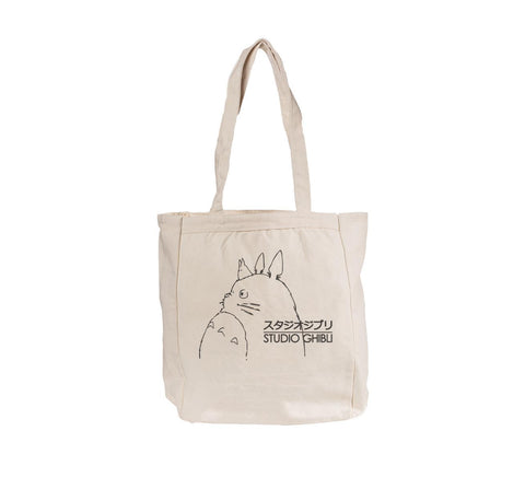 Studio Ghibli Tote bag BE008 12 OZ