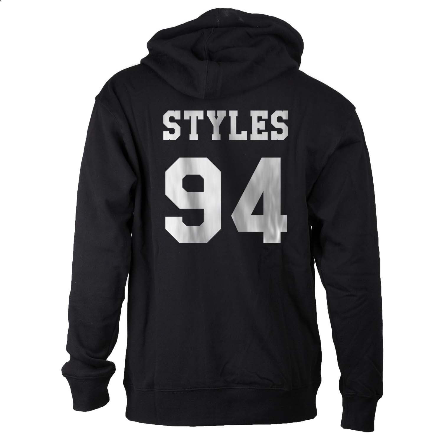 4b82423ea7f 36.00 USD Styles 94 on BACK Harry Styles Unisex Pullover Hoodie - Meh.