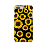 Sunflower Seamless iPhone Snap or Tough Case