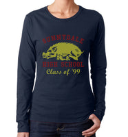 Sunnydale High School Class of 99 Women Long sleeve T-shirt / Tee