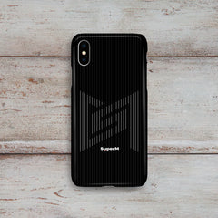 Super M Logo K-pop iPhone, Galaxy, LG Phone Snap or Tough Case