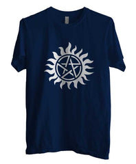 Supernatural Protection Men T-shirt