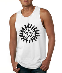Supernatural Protection Men Tank Top