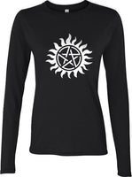 Supernatural Sun Long sleeve T-shirt for Women - Meh. Geek