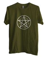 Supernatural Symbol Men T-shirt - Meh. Geek - 2