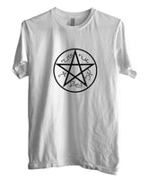 Supernatural Devil Trap Symbol Men T-shirt