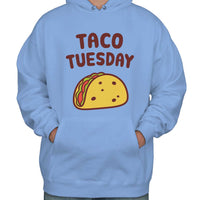 Taco Tuesday Unisex Pullover Hoodie Adult