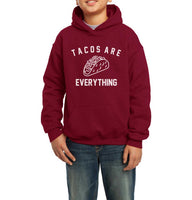 Tacos Are Everything Kid / Youth Hoodie