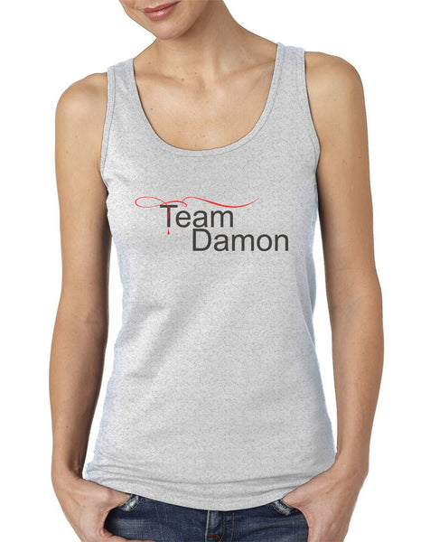Team Damon Tvd Women Tank top