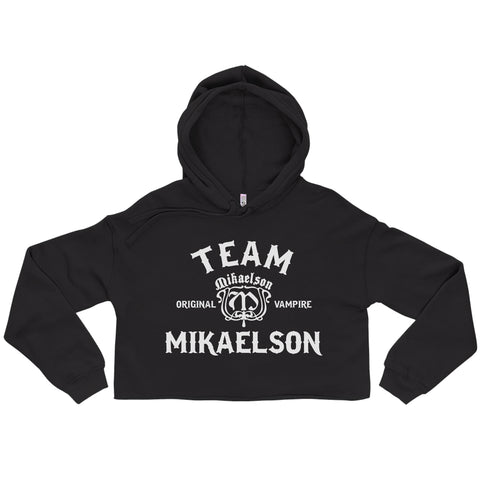 Team Mikaelson Cropped Hoodie