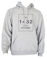 The 1432 Fifth Harmony Unisex Pullover Hoodie - Meh. Geek - 5