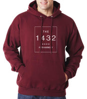The 1432 Fifth Harmony Unisex Pullover Hoodie - Meh. Geek - 1