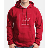 The 1432 Fifth Harmony Unisex Pullover Hoodie - Meh. Geek - 2