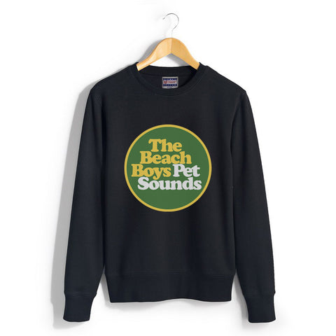 PA The Beach Boys Pet Sound Unisex Crewneck Sweatshirt