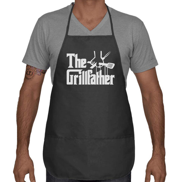 The Grillfather Two Pocket Apron