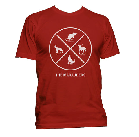 The Marauders X Harry potter Men T-shirt