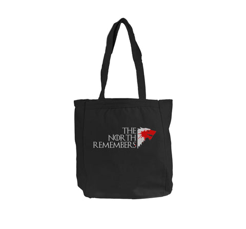 The North Remembers New Direwolf Tote bag BE008 12 OZ