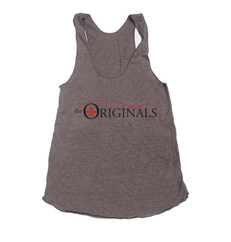 The Originals Triblend Racerback Women Tank Top