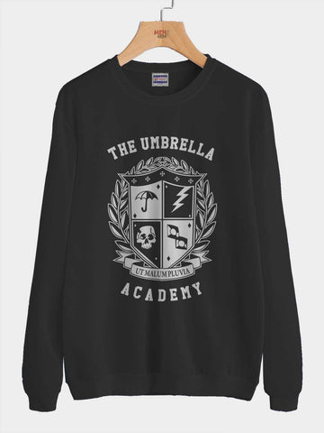 The Umbrella Academy Crest New Unisex Crewneck Sweatshirt  (Adult)