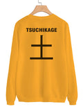 Tsuchikage Symbol on Back Naruto Unisex Crewneck Sweatshirt Adult