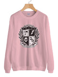 The Umbrella Academy Crest Unisex Crewneck Sweatshirt