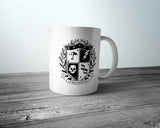 Umbrella Academy Crest Coffee Mug 11oz