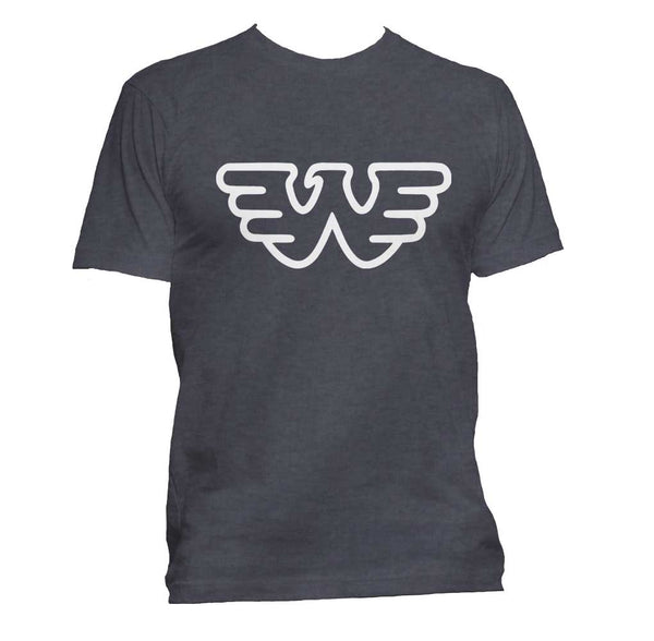 Waylon Jennings Logo Men T-shirt tee PA